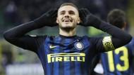 Inter muss nach Blitzstart lange zittern