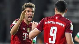 Ein Bayern-Sieg mit Makeln