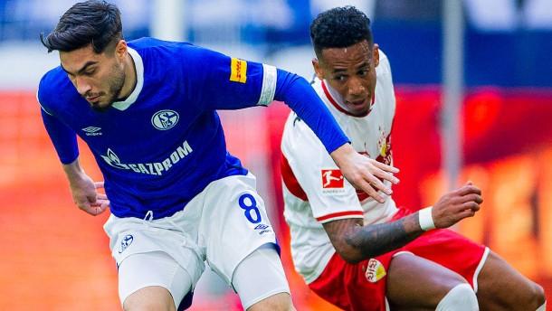 Stuttgarter Nullnummer vor Relegation