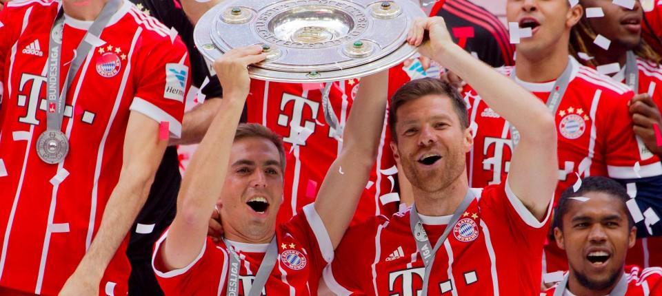Fussball Bundesliga So Wird Der Fc Bayern Heute Meister 2018