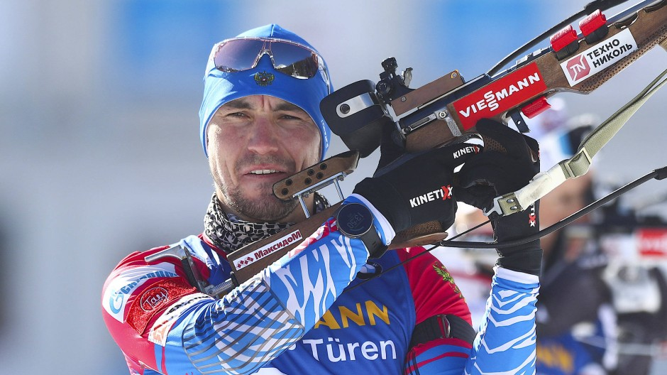 Wagenburgmentalität: Der Russe Alexander Loginow ist ein Weltmeister, den außer seinen Landsleuten keiner will.