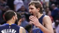 Nowitzki gewinnt deutsches NBA-Duell