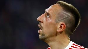 Ribéry und Robben gehen in die Verlängerung