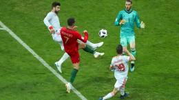 Die unglaubliche Ronaldo-Show im Video