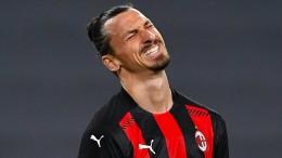 Zlatan Ibrahimovic verpasst Europameisterschaft
