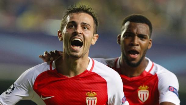 Monaco überrascht in Spanien