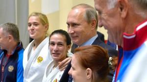 In Putins Reich des Sports