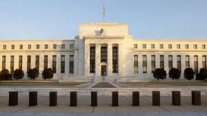 Die Fed spielt mit dem Feuer