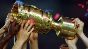 Spannende Lose für Bayern und Dortmund