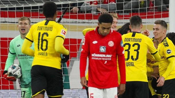 Mainz 05 wankt wie ein angeschlagener Boxer