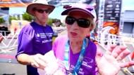 91-Jährige läuft Marathon