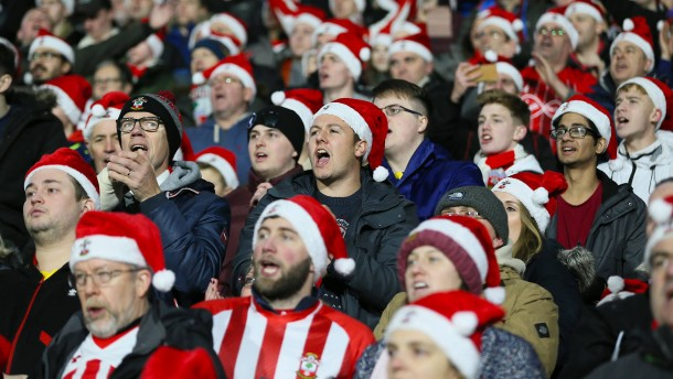 "Der ""Boxing Day"" in der Premier League"