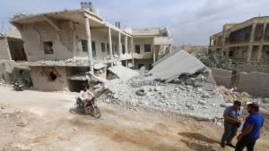 Deutscher soll in Syrien mit aufgespießten Köpfen posiert haben