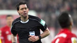Keine Lösung nach Krisentreffen im Schiedsrichter-Streit