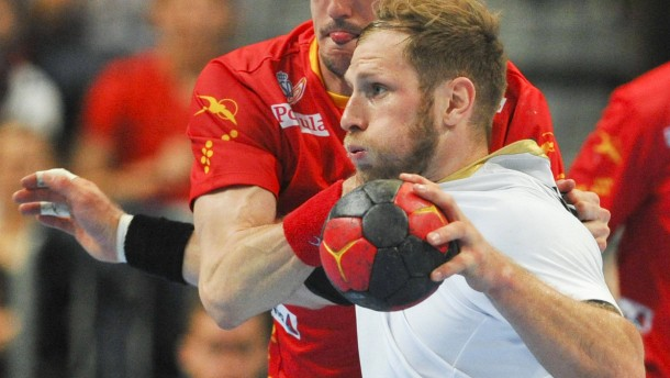 Mit links auf den Handball-Gipfel