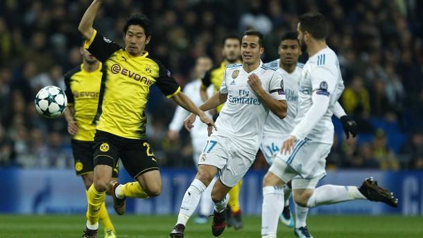 Der BVB auf dem Schleichweg in die Europa League