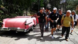 Cuba Libre mit Klinsmann