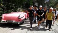 Amerikanischer Stil auf kubanischem Boden: Klinsmann auf Freundschaftsmission