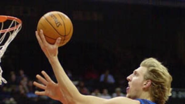 Punktejäger: Nowitzki mit 40, Iverson mit 58 Punkten
