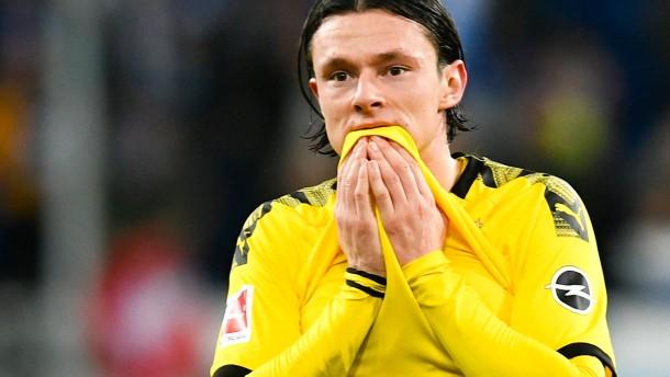 Ein böses Ende für Borussia Dortmund
