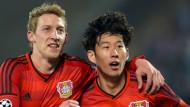 Leverkusen kann alles klarmachen