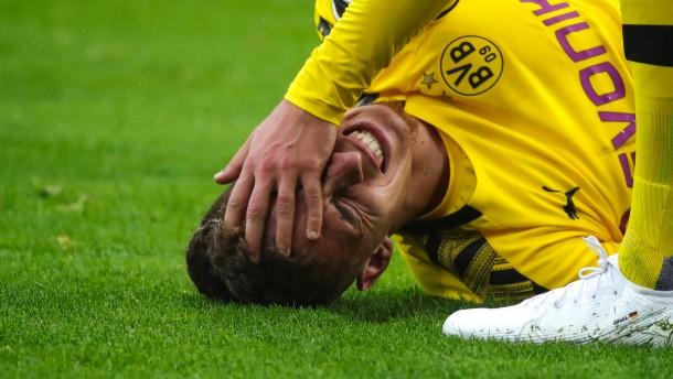 Schon wieder verspielt Dortmund den Sieg
