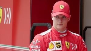 Kein Cockpit für Mick Schumacher