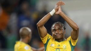 Tshabalala schreibt Geschichte