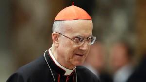 Kardinal bezieht Luxuswohnung im Vatikan