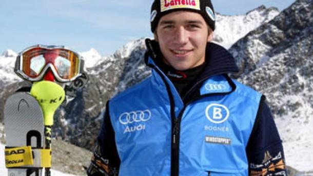 Gold-Rosis Sohn auf dem Weg in den Weltcup