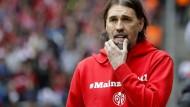 Nach dem Aus in Mainz hat Martin Schmidt in Wolfsburg nun eine neue Aufgabe.