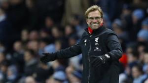 Klopp und Liverpool führen Manchester City vor