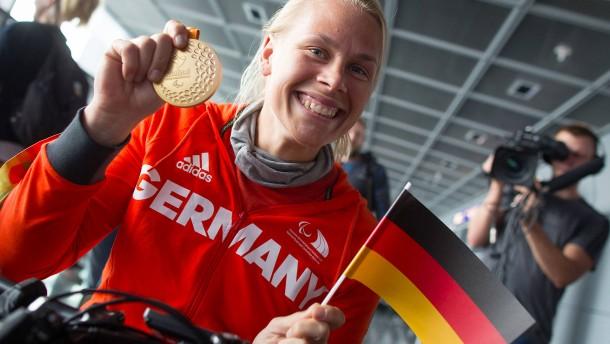 Christiane Reppe darf doch zur WM