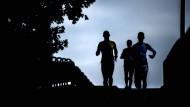 Und nun wird es doch esoterisch: Die Sinnfrage des Läufers