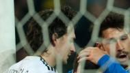 Ausgleich: Rossi jubelt, Hummels trauert