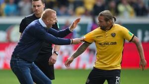 Darmstadt verliert in Dresden