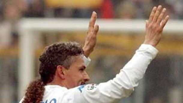 Roberto Baggio plant sein Comeback