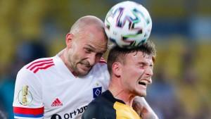 DFB-Sportgericht ändert Sperre für HSV-Profi Leistner