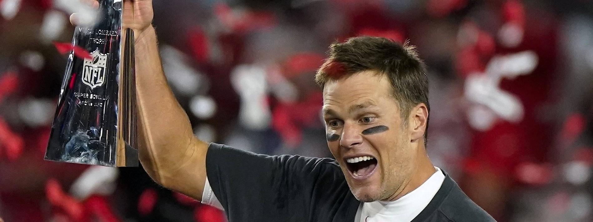 Tom Brady ist noch lange nicht fertig