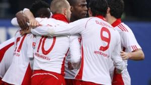 HSV gewinnt wenigstens ein Derby