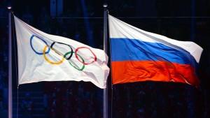 Ich freue mich, wenn die Russen teilnehmen