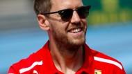 Der Vorfall vom Rennen in Kanada beschäftigt Sebastian Vettel auch zwei Wochen später noch.