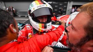 Vettels Kraftquelle