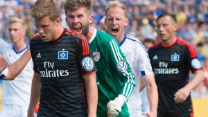 In Jena hilft dem HSV kein Relegationsdusel