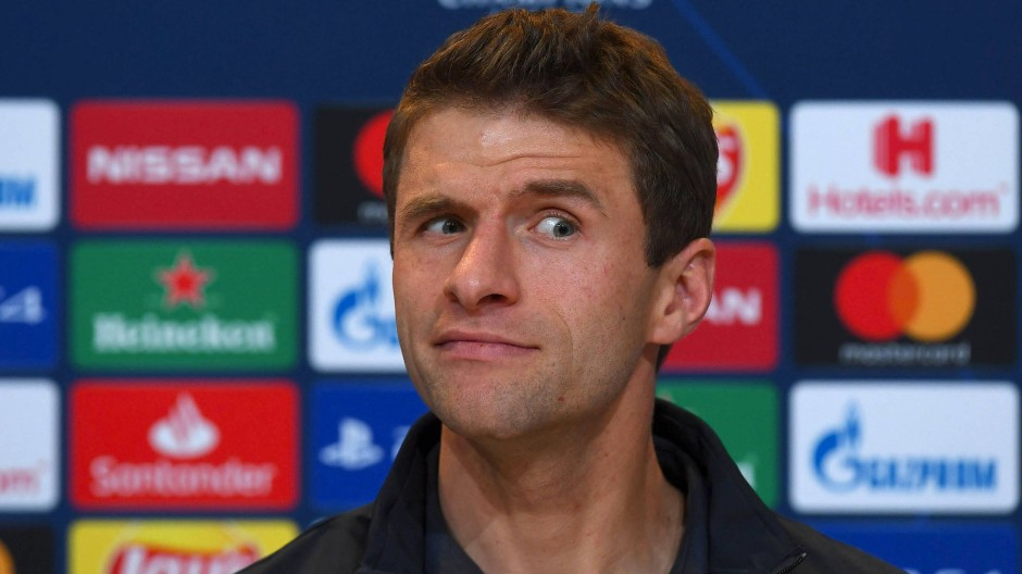 Will den Gegnern zeigen, wer der FC Bayern ist: Thomas Müller