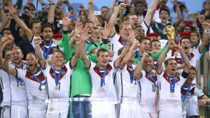 Deutsches Fußball-Nationalteam gewinnt Laureus