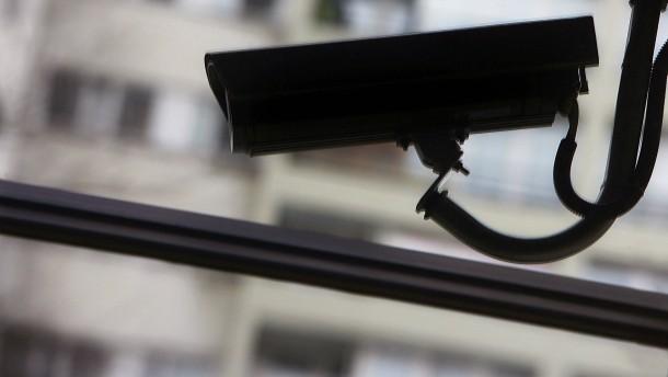 Stein des Anstoßes: Die Regeln zur Videoüberwachung bringen Gewerkschafter in Rage