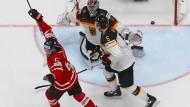 Fünf NHL-Profis reichen nicht gegen Kanada