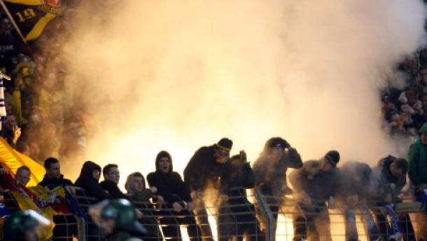 Strategien zum gewaltfreien Fußball