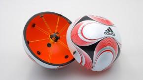 Der Chip im Ball ist eine andere Variante für mehr Genauigkeit in den Entscheidungen zu sorgen